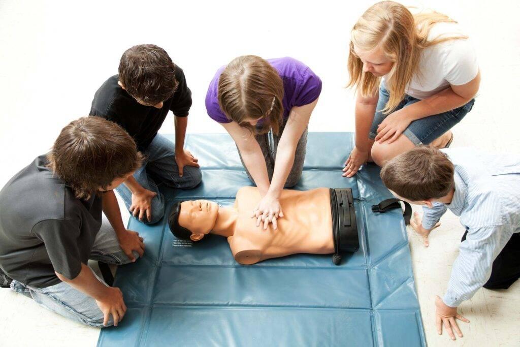 CPR Training Basin Wyoming